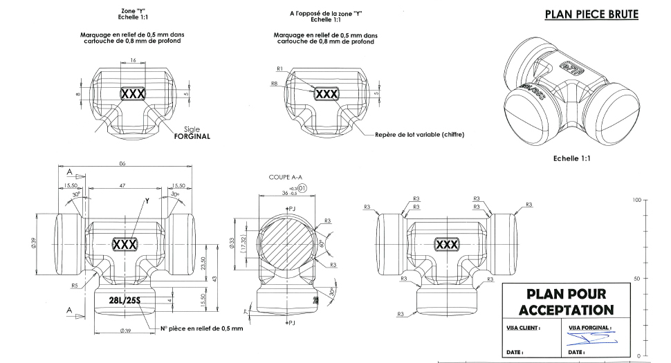 drawings-as-forged-parts-FORGINAL-industrie