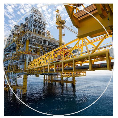 secteur d'activité pétrole et gaz
